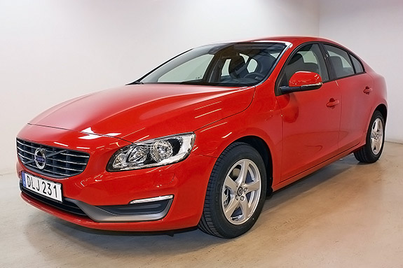 Volvo S60 D2 S/S Your Kinetic hos Rejmes